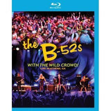 The B52's With The Wild Crowd! Live in Athens 2011 PBS (Blu-ray) 2012 DTS-HD Master Audio