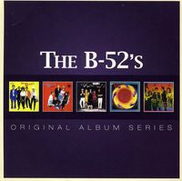 B-52's: Classic Album Series 5 CD Edition 2012
