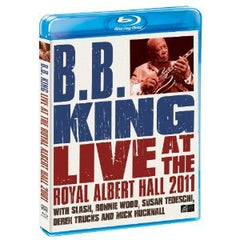 B.B. King: Live at Royal Albert Hall 2011 (Blu-ray) 2012 DTS-HD Master Audio 5.1