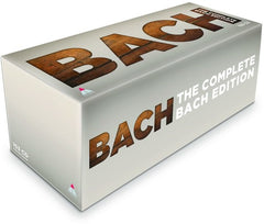 Bach: Complete Bach Edition 2018 (J.S. Bach) CD Features: Boxed Set, O-Card Packaging,153PC 2018  2/26/18 Release Date Free Shipping USA