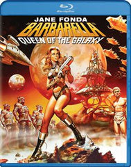 Barbarella: Queen Of The Galaxy Jane Fonda, John Phillip Law, Anita Pallenberg, Milo O'Shea, Marcel Marceau (Blu-ray) 2012  DTS-Master Audio