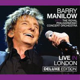 Barry Manilow: Live In London 02 Arena 2011 CD/DVD Deluxe Edition 2012 16:9 Dolby Digital 5.1