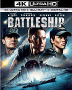 Battleship 4K Ultra HD Blu-Ray Ultraviolet Digital Copy 4K Mastering, 2017 01-14-2017