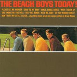The Beach Boys: Today! (Stereo) 200 gram LP Quality Record Pressings 2015 Includes Shipping USA