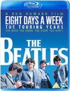 The Beatles: Beatles Eight Days A Week  The Touring Years 1962 (Blu-ray) 2016 DTS-Master Audio 11-18-16 Release Date