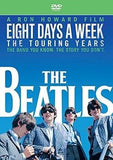 The Beatles: Beatles Eight Days A Week  The Touring Years 1962-1966 2 DVD Deluxe Edition 2016 DTS 5.1 11-18-16 Release Date