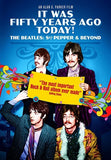 Beatles: It Was Fifty Years Ago Today! The Beatles Sgt Pepper And Beyond 2 DVD 2017 09-08-17 Release Date