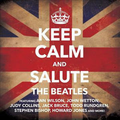 Beatles: Keep Calm And Salute Various Artist CD 2015 04-28-15 Released