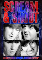 Beatles: Scream & Shout US Tour 1964 DVD 2016 16:9 DTS 5.1 08-30-16 Release Date