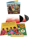 Beatles: Sgt. Pepper's Lonely Hearts Club Band 50th Anniversary Edition Double LP 180 Gram Vinyl Capitol Records Remastered Abbey Roads Studios London 2017 Release Date 05-26-17 Free Ship USA