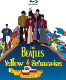 The Beatles: Yellow Submarine 1968 (Blu-ray) 2012 4K Remastered DTS-HD Master Audio