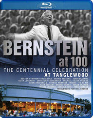 Bernstein at 100: The Centennial Celebration at Tanglewood ( Blu-ray) DTS-HD Master Audio 2018  Release Date 12/7/18