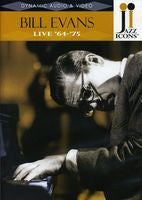 Bill Evans: Jazz Icons-Bill Evans DVD 2012 Dolby Digital Stereo