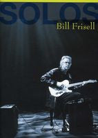 Bill Frisell: Solos: The Jazz Sessions Live Berkeley Church Toronto DVD 2010 16:9 Dolby Digital Stereo