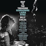 Billy Childs: Map To The Treasure: Reimagining Laura Nyro CD 2014