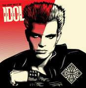 Billy Idol: Very Best Of-Idolize Yourself Deluxe Import Rare CD/DVD 2008 16:9 Dolby Digital Dolby Digital 5.1