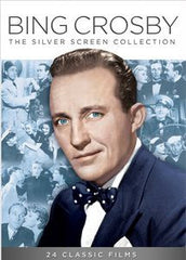 Bing Crosby: The Silver Screen Collections 24 Best Films 13 DVD Box Set 2014 Dolby Stereo