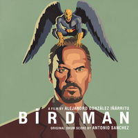 "Antonio Sanchez: ""Birdman"" Original Soundtrack CD 2014"