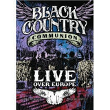 Black Country Communion: Live Over Europe 2011 (Blu-ray) DTS-HD Master Audio 2011
