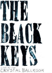 The Black Keys: Live At The Crystal Ballroom 2008 DVD 2008 16:9 Dolby Digital 5.1