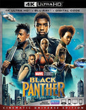 Black Panther: 4K Ultra HD+Blu-ray+Digital 2018 Release Date 5/15/18
