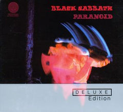 Black Sabbath: Paranoid 1970 Classic Digitally Remastered & Expanded Three CD+Bonus DVD Audio Only 5.1 Mix 2009