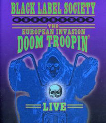 Black Label Society: European Invasion Live In Paris 2005 (Blu-ray) 2010 DTS-HD Master Audio