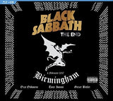 Black Sabbath: The End Birmingham's Genting Arena 2017 (CD/Blu-Ray) DTS-HD Master Audio Digipack Packaging, 2PC) 2017  Release Date: 11/17/2017