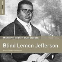 Blind Lemon Jefferson: Rough Guide to Blind Lemon Jefferson 2 CD Deluxe Edition 2013