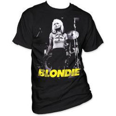 "Blondie: Blondie Funtime Adult Tee ""Band Licensed"" 100% Cotton Large Only"