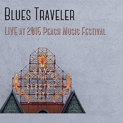 Blues Travelers: Live at the 2015 Peach Music Festival Deluxe Edition 2 CD 2015