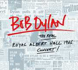 Bob Dylan: The Real Royal Albert Hall Concert 1966 Live 2 CD Deluxe Edition 2016 12-02-16 Release Date