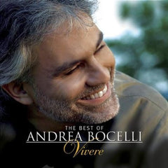 Andrea Bocelli: The Best Of Andrea Bocelli: Vivere  Deluxe Edition CD/DVD 2007 16:9 Dolby 5.1