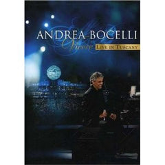 Andrea Bocelli: Vivere Live In Tuscany 2007 DVD/CD Deluxe Edition 2008 16:9 DTS 5.1