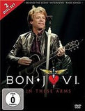 Bon Jovi: In These Arms Documusic  CD/DVD Edition 2015  09/04/15 Release Date