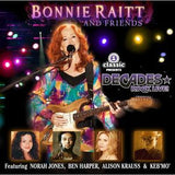 Bonnie Raitt: Bonnie Raitt And Friends Decades Rock LIve Deluxe CD/DVD 2006 16:9 DTS 5.1