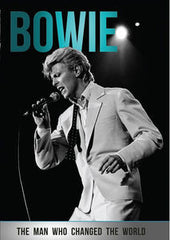 Bowie: The Man Who Changed The World DVD 2016 09-13-16 Release Date