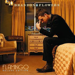 Brandon Flowers: Flamingo CD 2010 10 Track Collection Stadium Ready Songs