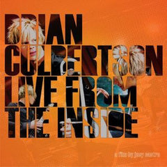 Brian Culbertson: Live From The Inside 2009 Deluxe Edition CD/DVD Box Set 16:9 DTS 5.1 34 Live Video Tracks