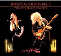 Brian May & Kerry Ellis: The Candlelight Concerts Live at Montreux 2013 Deluxe Edition 2014 DVD/CD 16:9 DTS 5.1