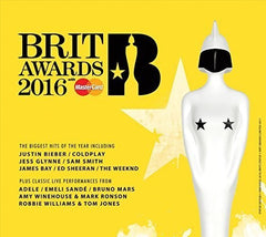 Brit Awards 2016 Various Artist  Deluxe 3 CD Edition