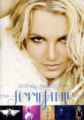 Britney Spears: Britney Live The Femme Fatale Tour 2010 Toronto DVD  2011 16:9 Dolby Digital 5.1