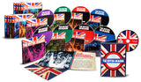 The British Invasion (Boxed Set 8 CD/DVD) 1964-1980 Various Artist  Release Date: 6/2/2017