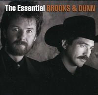 Brooks & Dunn: Essential Brooks & Dunn 2 CD Edition 2012 30 Tracks