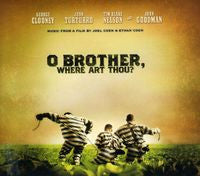 O Brother Where Art Thou?  Movie Soundtrack CD 2000 Bluegrass