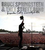 Bruce Springsteen: London Calling Live In Hyde Park 2009 Deluxe Edition 2 DVD 2010 16:9 Dolby Digital 5.1