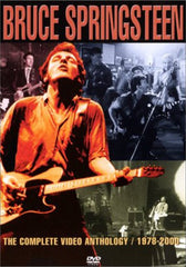 Bruce Springsteen: The Complete Video Anthology 1978-2000  2 DVD Deluxe Edition  2001 DTS 5.1
