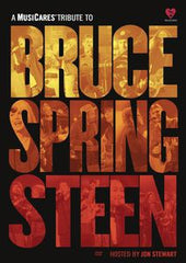 Bruce Springsteen: Tribute To Bruce Springsteen 2013 DVD 2014 16:9 DTS 5,1 Master Audio 3-25-14 Release Date