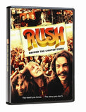 Rush: Beyond the Lighted Stage 2 DVD 2010 Release Date 6/29/10
