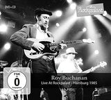 Roy Buchanan Live At Rockpalast: Hamburg 1985     (CD+DVD)  Release Date: 5/5/2017